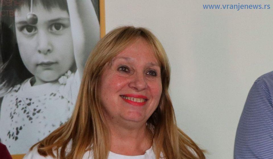 Gordana Đorđević, načelnica Ginekologije. Foto Vranje News
