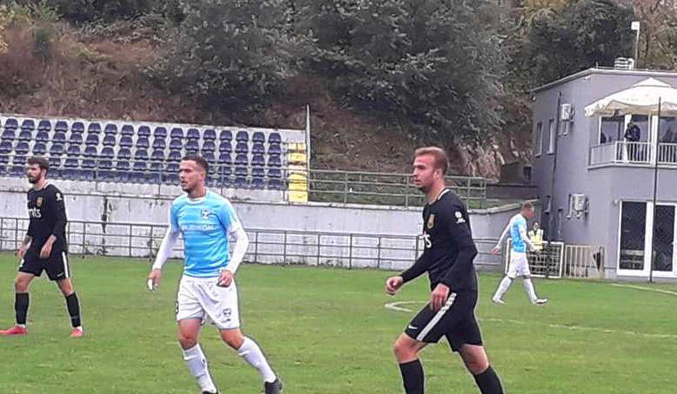 Detalj sa utakmice u Beogradu. Foto FK Dinamo