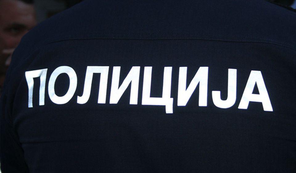 Nastradao konobar na motociklu kada je na njega naletelo taksi vozilo. Foto VranjeNews