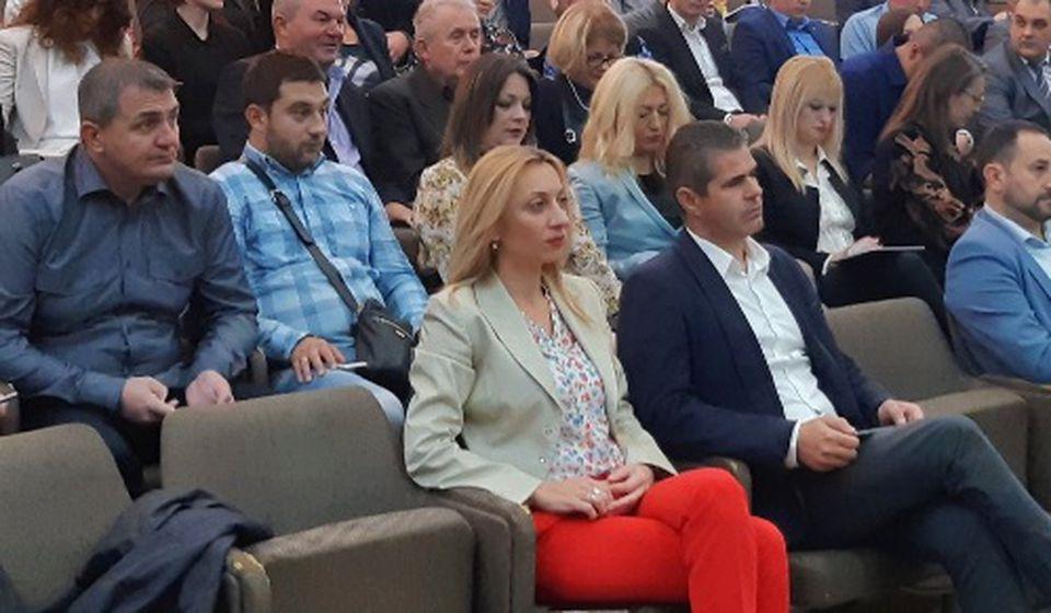 Detalj sa skupštinske sednice. Foto Grad Vranje