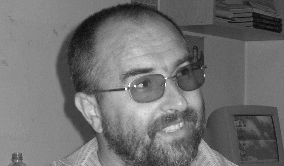 Vujica Nešić. Foto privatna arhiva