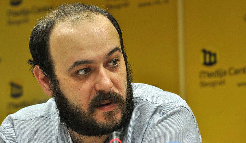 Ljubomir Bandović. Foto MC Beograd