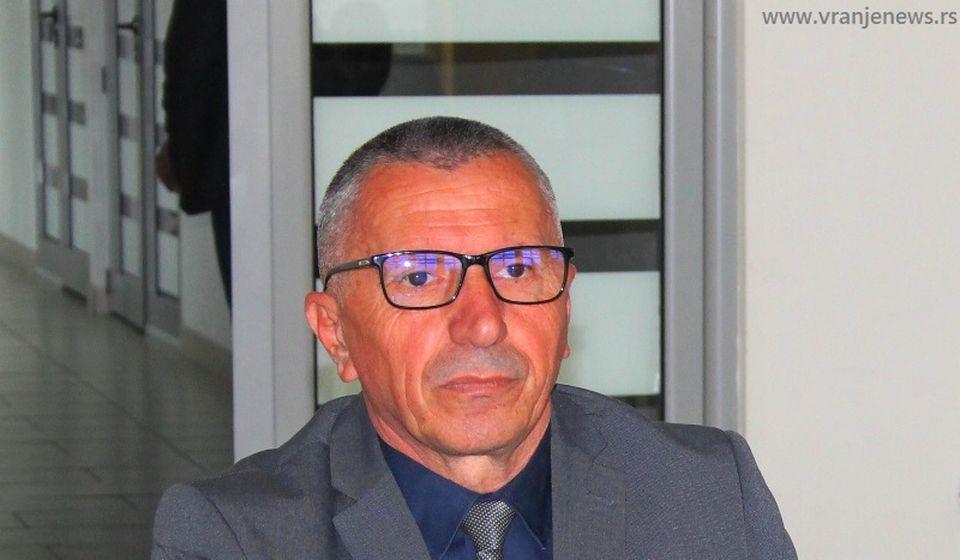 Kada postoji dobra politička volja problemi mogu da se reše: Šaip Kamberi. Foto Vranje News
