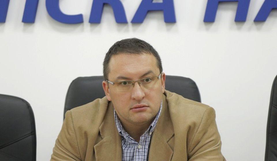 Smena, pa novo imenovanje na istu funkciju: Nikola Popović. Foto Vranje News