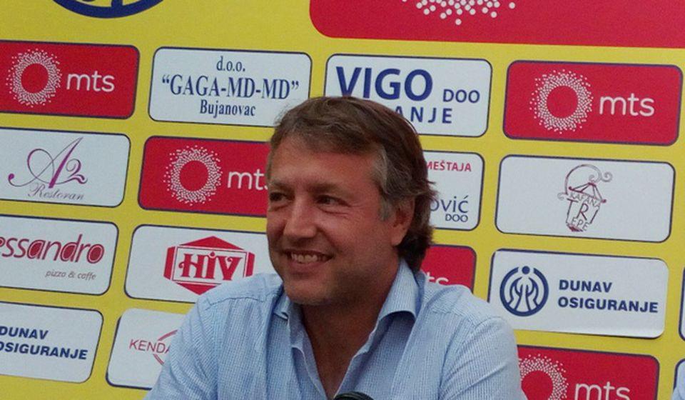 Uroš Kalinić. Foto FK Dinamo