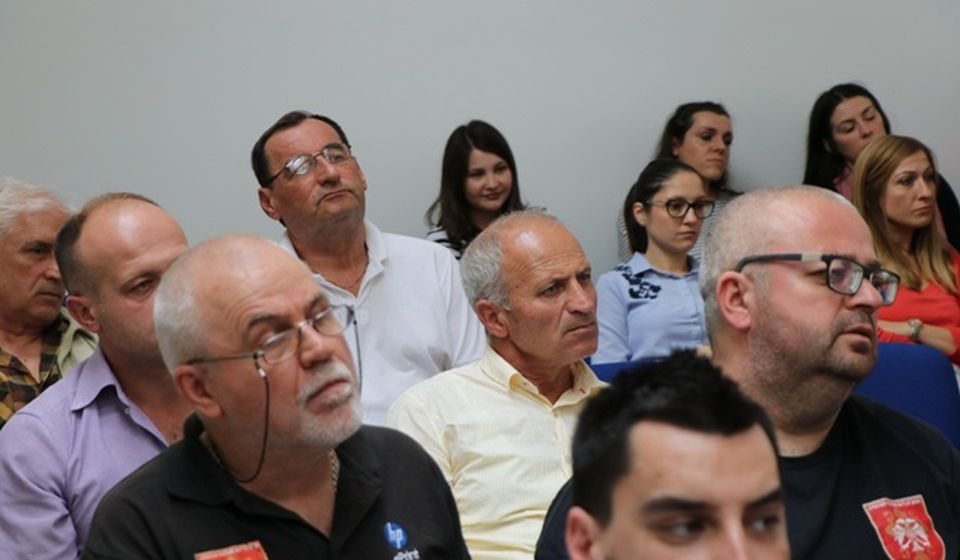 Za prvu debatu u Vranju u oktobru vladalo veliko interesovanje Vranjanaca. Foto VranjeNews