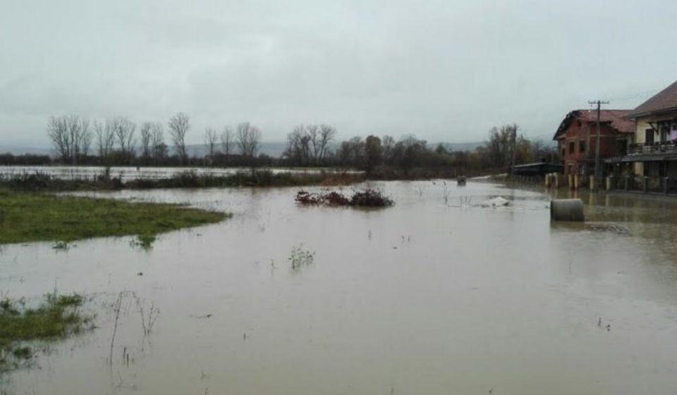 Poplavni talas na jugu Srbije u 2017. Foto Vranjenews