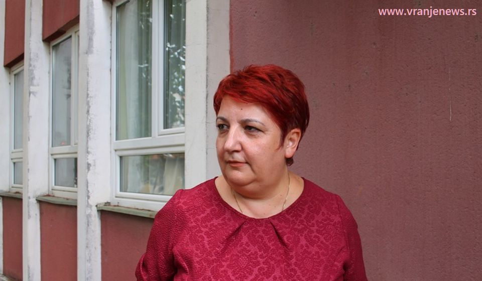 Svetlana Stojanović, direktorka ZZJZ Vranje. Foto Vranje News
