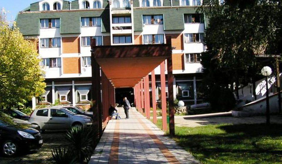 Specijalna bolnica u Bujanovačkoj Banji. Foto Bujanovačke