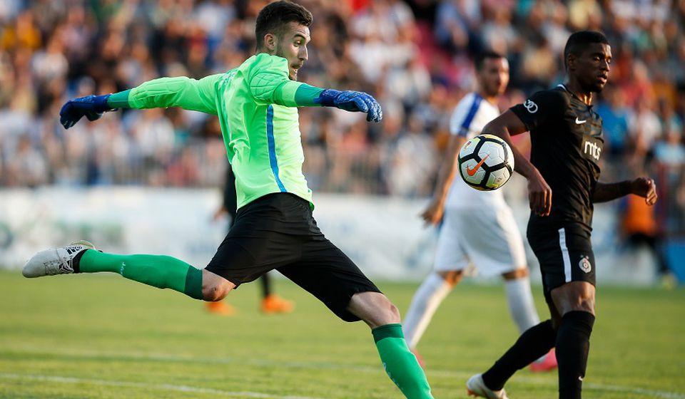 Nikola Vasiljević. Foto FK Partizan
