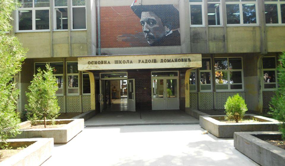 U petak 25. maja u OŠ Radoje Domanović slave dan škole. Foto VranjeNews