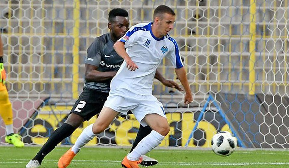Bojan Bojić. Foto FK Radnik