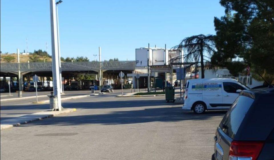 Prelaz Evzoni. Foto Fejsbuk