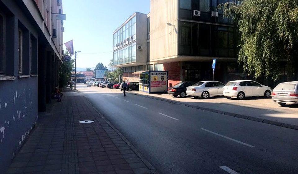 Ulica 29. novembra u Vranju. Foto Vranje News