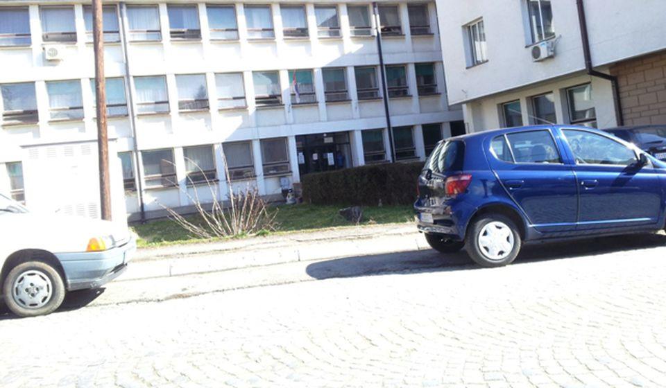 Osnovni sud u Surdulici. Foto D. Dimić, VranjeNews