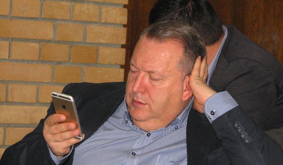 Dejan Stanojević. Foto VranjeNews