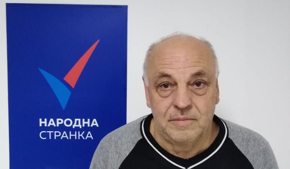 Zoran Ilić. Foto NS