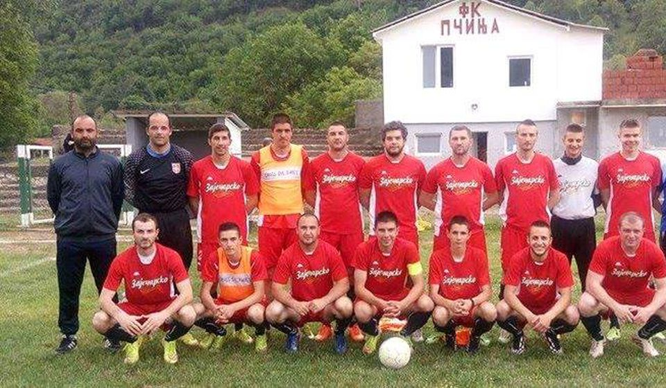 Lideri. Foto FK Pčinja