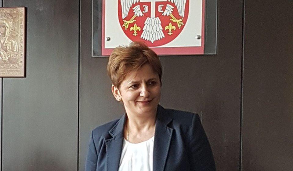 Danijela Trajković. Foto VranjeNews