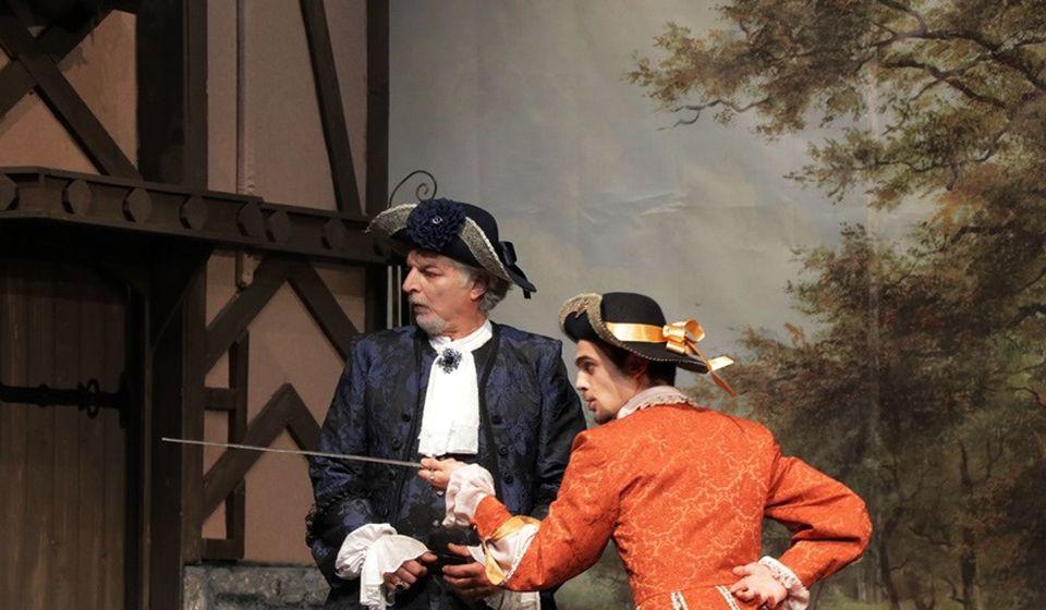 Detalj iz predstave