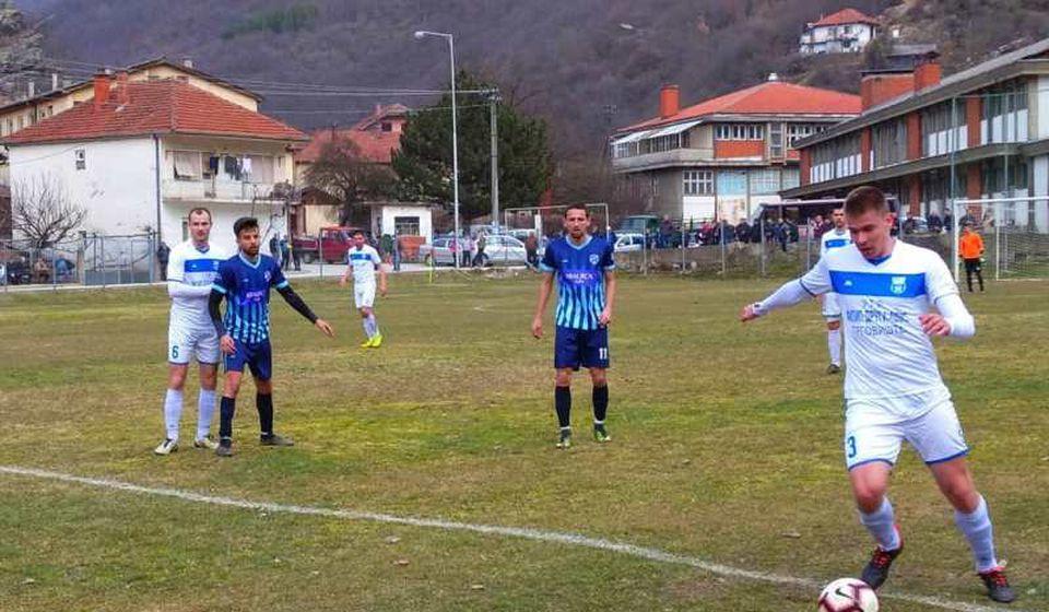 Pčinja izgubila kao domaćin od ekipe koja se bori za opstanak. Foto FK Pčinja