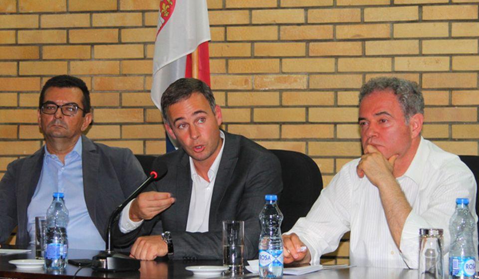 Vranjanci preteča Saveza za Srbiju: Miroslav Aleksić. Foto VranjeNews