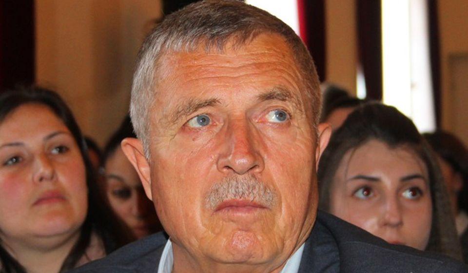 Skupština u Bujanovcu je 14. novembra 1997. godine proglasila Mirajanu Marković za počasnu građanku Bujanovca: Stojanča Arsić. Foto Vranje News