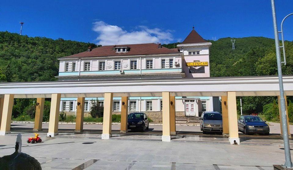 Hotel Železničar u Vranjskoj Banji je već prodat firmi Millenium resorts. Foto Vranje News