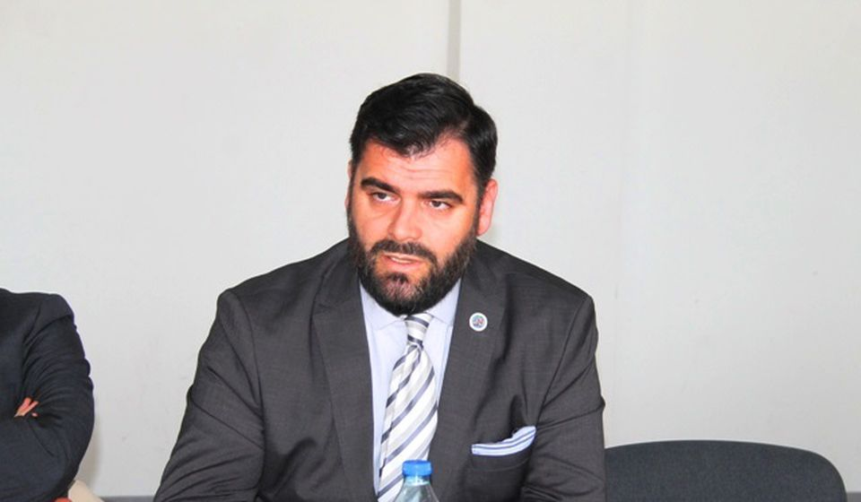 Predsednik Nacionalnog saveta Albanaca u Srbiji: Ragmi Mustafa. Foto VranjeNews