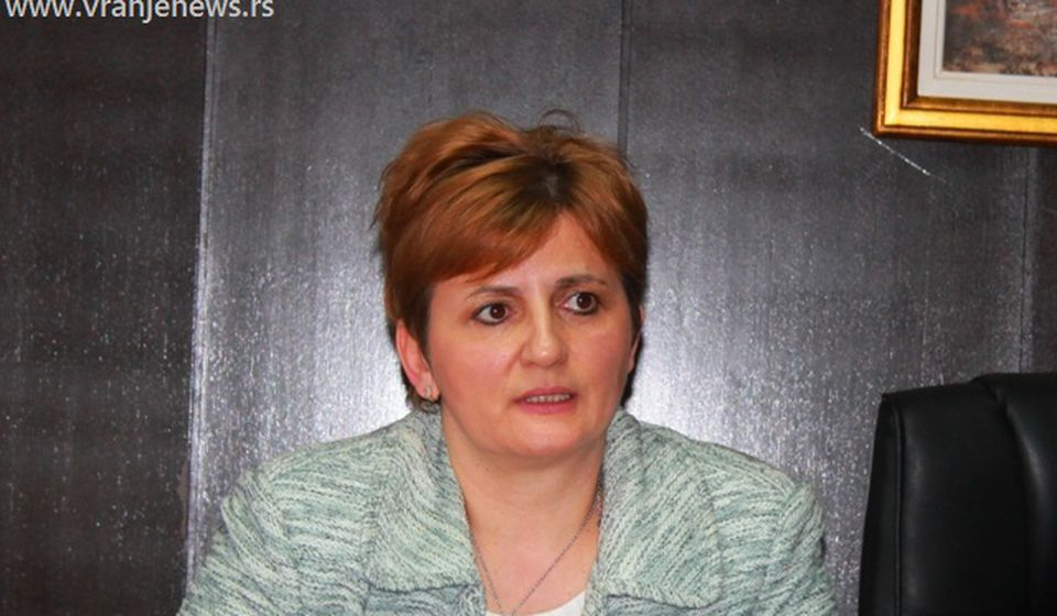 Trenutno na poziciji višeg javnog tužioca u Vranju: Danijela Trajković. Foto VranjeNews