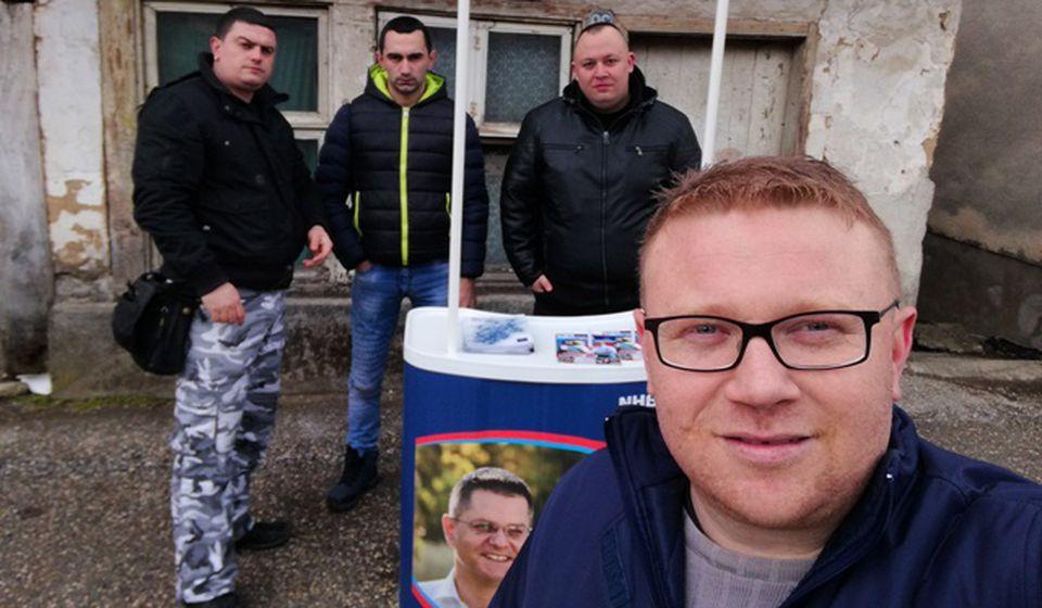Foto Narodna stranka Trgovište