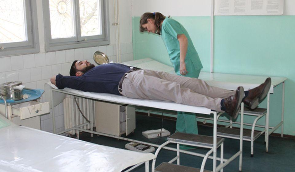 Detalj sa jedne od ovogodišnjih akcija dobrovoljnog davalaštva u Vranju. Foto VranjeNews