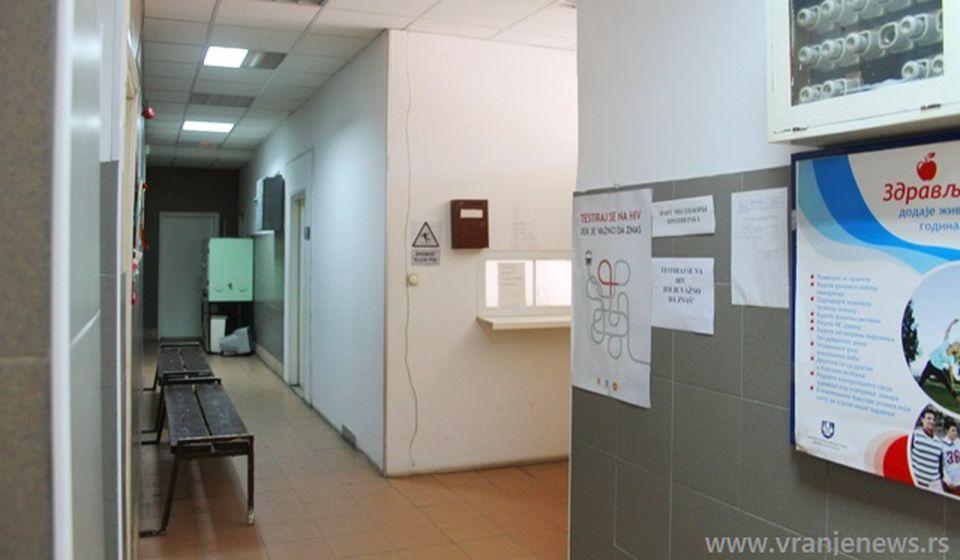 Prostorije Zavoda za javno zdravlje. Foto Vranje News