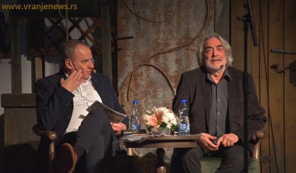 Dragan Stojanović i Rade Radivojević. Foto Vranje News