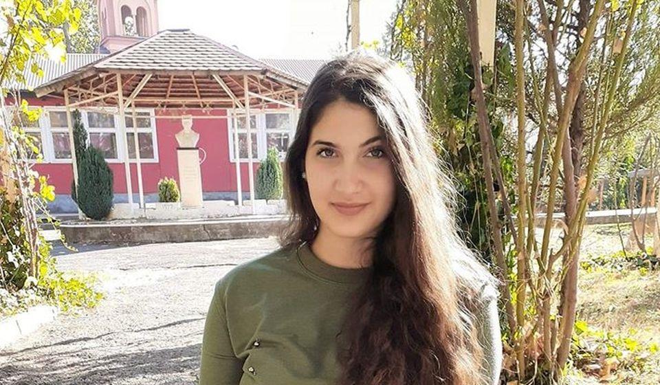 Emilija Fejzić. Foto lična arhiva