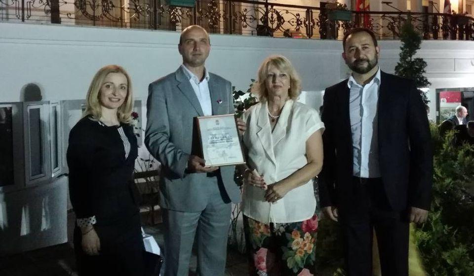 Delegacija Vranja sa ambasadorkom Divjak. Foto Grad Vranje