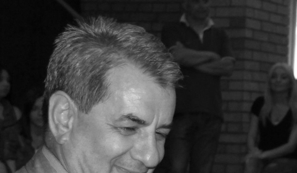Siniša Mitić (1953 - 2018). Foto VranjeNews