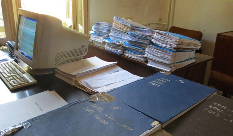 Broj izvršnih predmeta se smanjuje, ali je i dalje veliki. Foto D. Dimić, VranjeNews