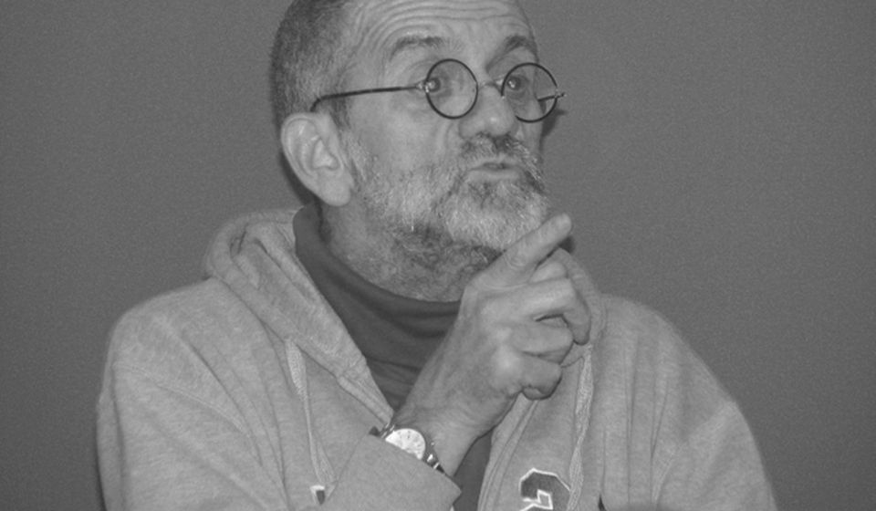 Vukašin Antić (1958 - 2020). Foto Vranje News