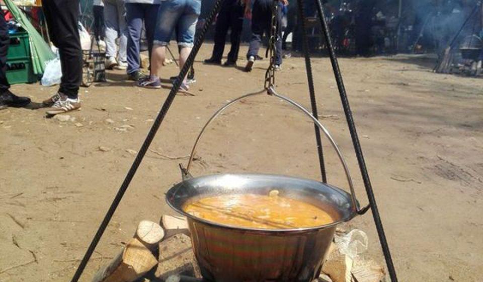 Prizor sa prošlogodišnje Gulašijade u Sodercu. Foto Fejsbuk