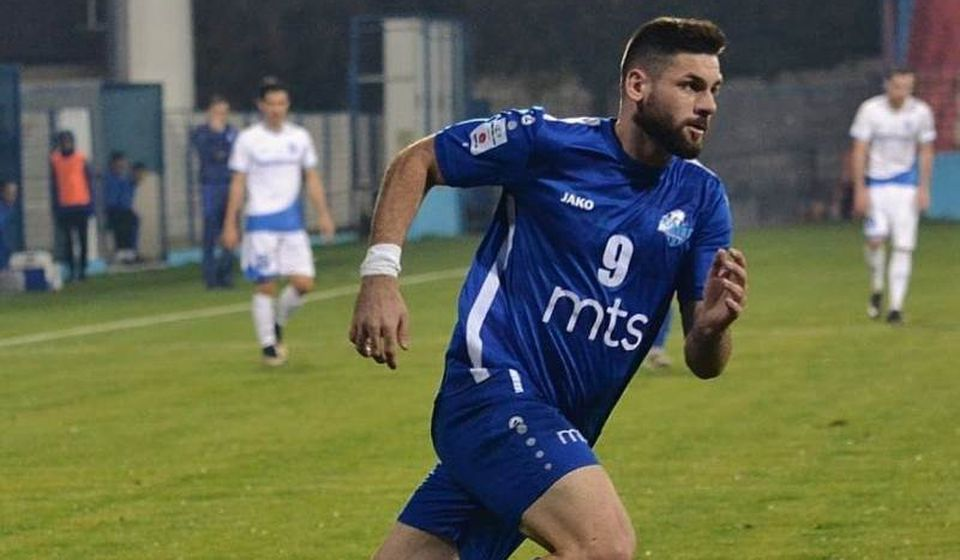 Najbolji strelac lige i dobitnik Nagrade Slobodan Santrač: Milan Makarić. Foto FK Radnik