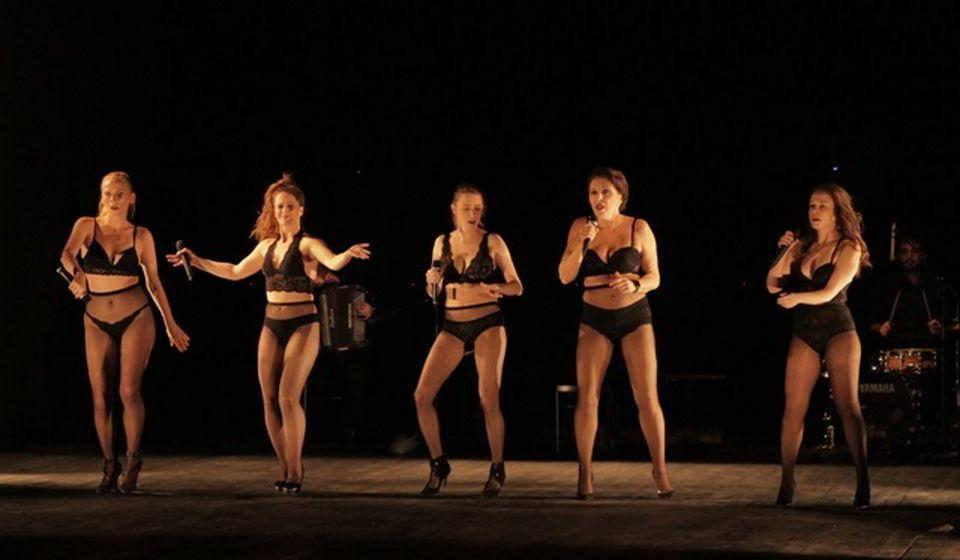 Navršava se četiri decenije Borinih pozorišnih dana: detalj iz predstave M.I.R.A. sa prošlogodišnjeg festivala. Foto Vranje News