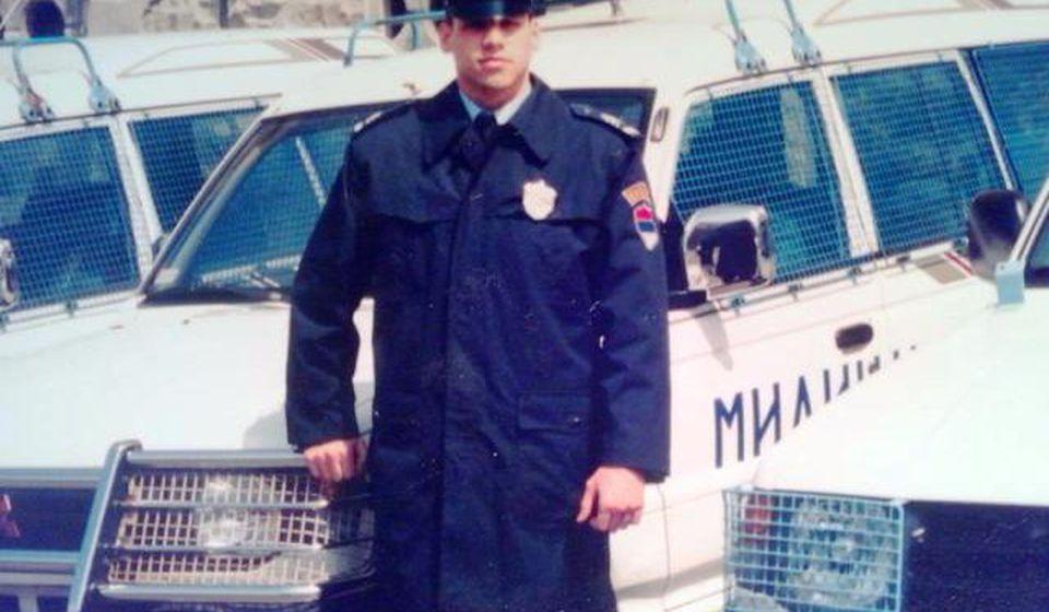 Nekada bio instruktor u PJP MUP Srbije: Predrag Mirčić, Foto: Fejsbuk