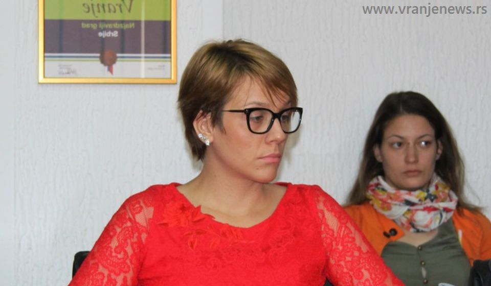 Đurđica Đorđević. Foto VranjeNews