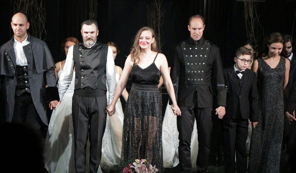 Predstavi Ana Karenjina tri festivalske nagrade na Borinim pozorišnim danima. Foto Vranje News