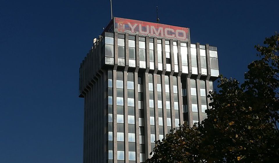Upravna zgrada Jumka. Foto VranjeNews