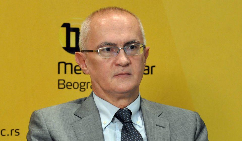Rodoljub Šabić. Foto MC Beograd