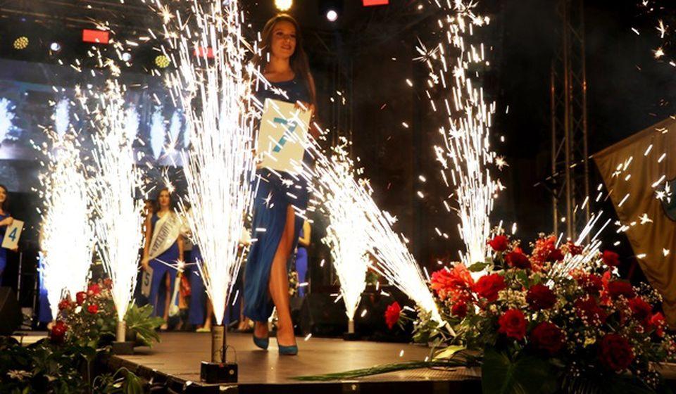 Ona je nova mis: Banjčanka Sanja Cvetković. Foto VranjeNews