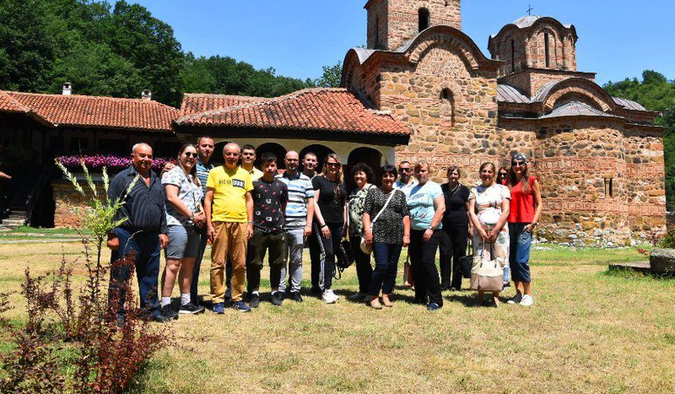 U Manastiru Poganovo. Foto BSC