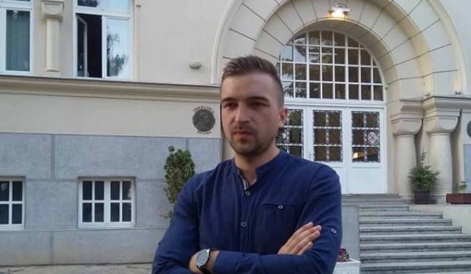 Pokrivaćemo celu Srbiju: Ivan Dejanović. Foto VranjeNews